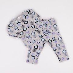 Трикотажна піжама для дитини (пір'я), Coolton