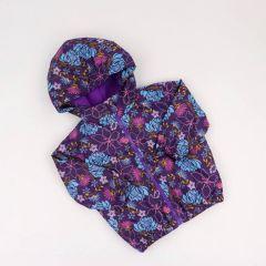 Вітрівка з флісовою підкладкою для дівчинки, Coolton