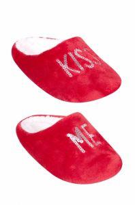 Домашні тапочки для дівчинки (kiss me), OK-010