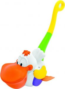 Іграшка-каталка Пелікан, Kiddieland, 054916