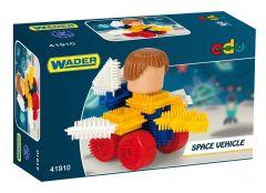"Конструктор ""Їжачок"" (Космічний корабель) Wader 41910"