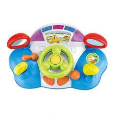 """Развивающая игрушка """"Музыкальный руль"""", Huanger HE0507"""