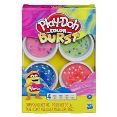 """Набір маси для ліплення """"Яскраві кольори"""" Play-Doh, E6966 / E8060"""