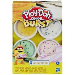 """Набір маси для ліплення """"Яскраві кольори"""" Play-Doh, E6966 /E8061 (пастель)"""