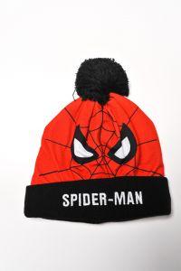 "Шапка ""Spiderman"" для мальчика, красная, D-40789"