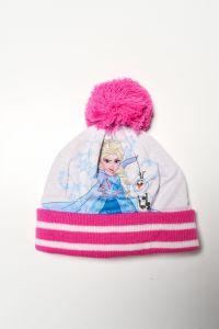 """Шапка """"Frozen"""" для дівчинки, D-40789"""