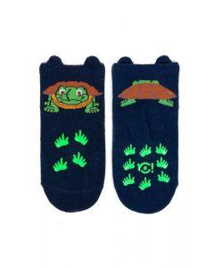 Трикотажні шкарпетки з протиковзкими вставками, YOclub SK-11/B