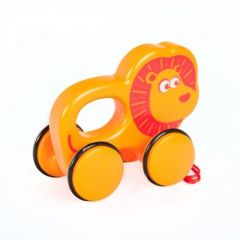 Іграшка на колесах Лев, BamBam, B1155649