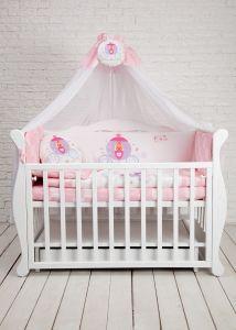 Комплект для ліжечка, БК-026, DC Kids