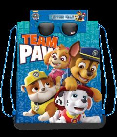 Набор для мальчика (универсальная сумка +солнцезащитные очки) PAW Patrol, PW16525