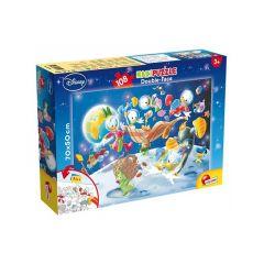 Пазл двосторонній Duck Tales / Качині історії, Maxi 108 шт, 48298, LISCIANI