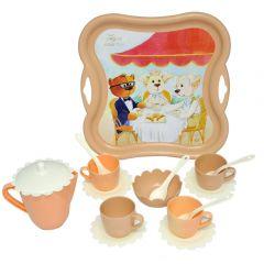 """Набір посуду """"Модне чаювання"""", Tigres 39726"""