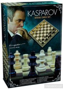 """Настільна гра """"Дерев'яні шахи Каспарова"""", Merchant Ambassador MAGK801"""