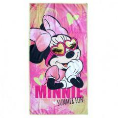"""Мягкое полотенце-накидка """"MINNIE"""" Sun City DIS MF 52 47 3542"""