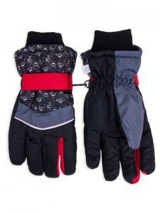 Теплі рукавиці (чорні) YoClub RN-127