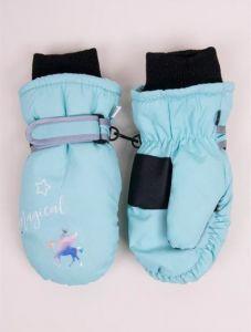 Теплі рукавиці (ментолові) YoClub RN-091
