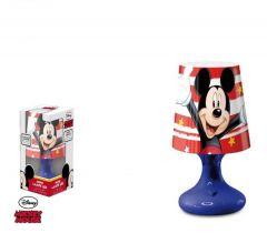 """Світлодіодна лампа """"Міккі""""- синя, Disney LR2299"""