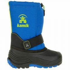 Чобітки Kamik Kids Rocket Blue/Sulfur