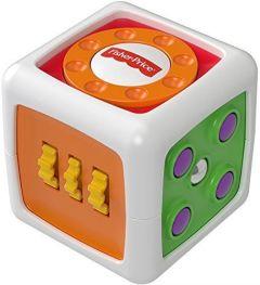 Розвиваюча іграшка Фіджет кубик Fisher Price, FWP34