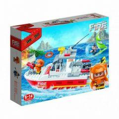 """Конструктор """"Пожежники/катер"""", Banbao 7122"""