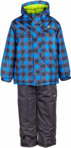 Зимний комплект для мальчика Salve by Gusti SWB4861 Malibu Blue