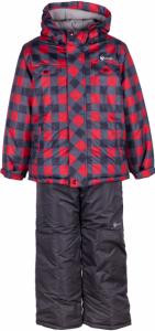 Зимовий комплект для хлопчика Salve by Gusti SWB4861 True Red