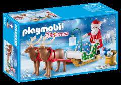 """Ігровий набір """"Санта в санях"""", Playmobil 9496"""
