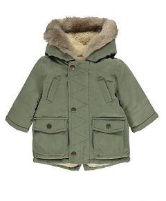 Зимова курточка для хлопчика від George