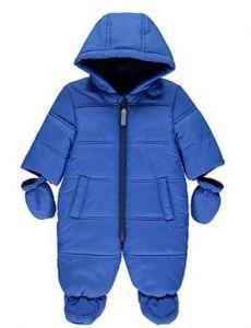 Комбинезон с флисовой подкладкой для ребенка