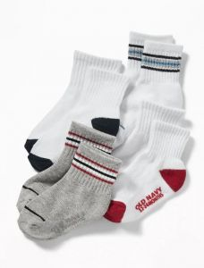 Набір шкарпеток для хлопчика (4 пари)