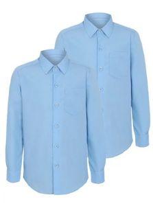 Набір сорочок з довгим рукавом 2шт.