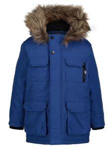 Тепла демісезонна куртка для хлопчика