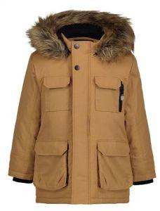 Тепла куртка для хлопчика