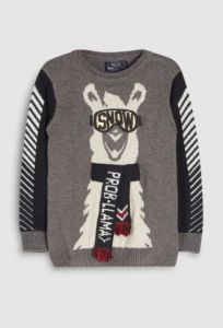 Оригінальний пуловер для дитини
