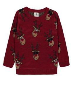 Святковий светр для малюка