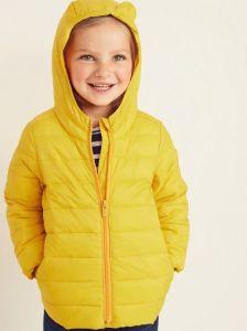 Демисезонна куртка для дівчинки