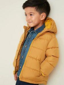 Куртка с флисовой подкладкой для мальчика