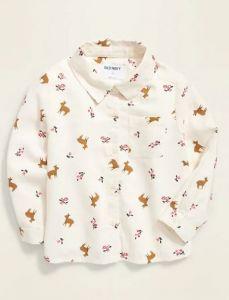 Рубашка для девочки от OldNavy