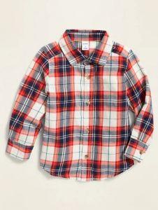 Рубашка для мальчика от OldNavy
