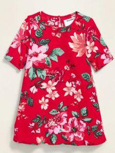 Легке плаття для дівчинки від OldNavy