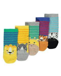 Набір шкарпеток (5 пар) від George