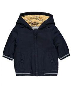 Куртка з трикотажною підкладкою та тонким шаром синтепону