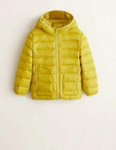 Демисезонная куртка для мальчика от Mango