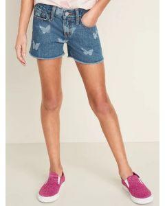 Джинсові шорти для дівчинки від OldNavy