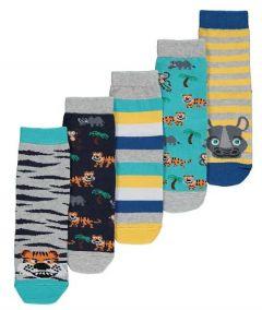 Набор носков (5 пар) для ребенка