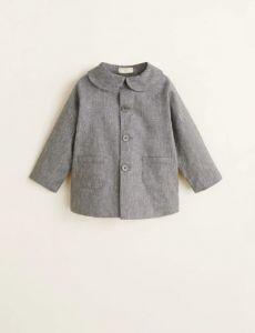 Легке пальто для дівчинки