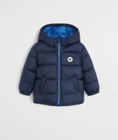 Куртка з флісовою підкладкою всередині для хлопчика