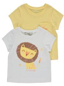 Набор футболок 2 шт. для девочки