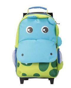 """Детский чемодан """"Dino Wheelie"""""""