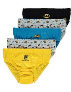 """Набір трусиків для хлопчика (5 шт.) """"Batman"""""""